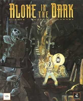 BD prix réduit Alone in the dark Alone in the Dark Vents d'Ouest