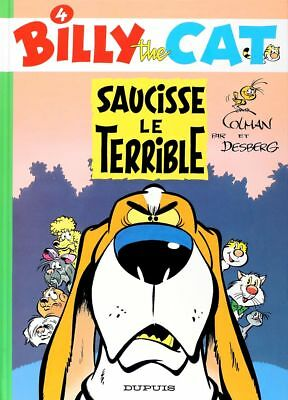 BD occasion Billy the Cat Saucisse le terrible