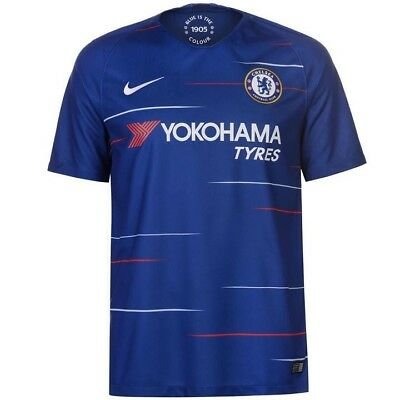 Chelsea Home Shirt 2018/2019 - Size X Large (XL)
