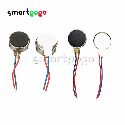 8*3.4mm 10* 2.7mm Mobile Coin Flat motor DC 3V Fit For Cell Phone Mobile