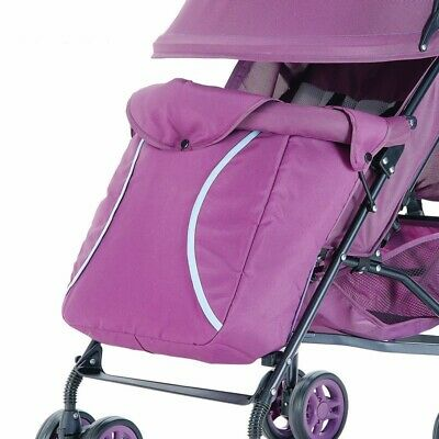 Baby Stroller Foot Muff  Buggy Pushchair Snuggle Cover Parts Baby Sleeping Bag