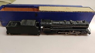 HO Fleishmann 1952 Steam Locomotive And Tender 1360 Western Germany With...