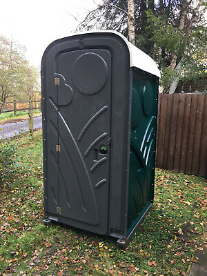 Portable Toilet / Site Toilet / connect to drains