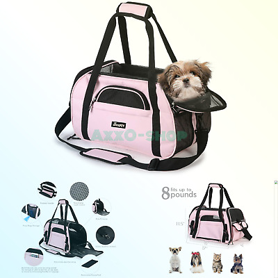 add4be33fa JESPET SOFT PET Carrier for Small Dogs, Cats, Puppies, Kittens ...