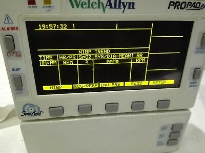 Welch-Allyn-Propaq-Encore-Patient-Vital-Signs-Monitor  Welch-Allyn-