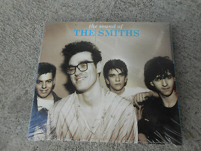 The Smiths-The Sound OF-MORRISSEY-2 Cd-Us-Rhino-Oop-Factory Sealed-Brand Nuovo