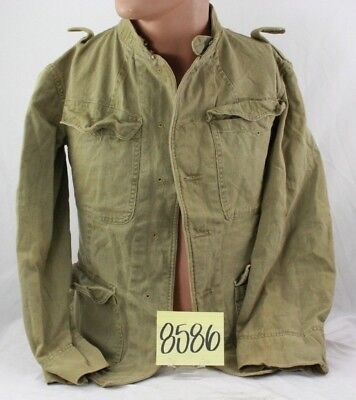 Ww1 Us Summer Weight Jacket Missing Buttons