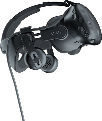 HTC 99HAMR002-00 Vive Deluxe Audio Strap - Black