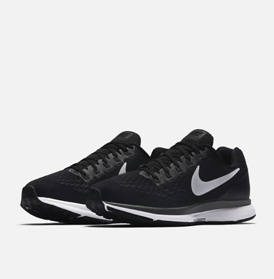 b03ff8af7f8b Women s nike Air zoom Pegasus 34 running shoe 880560-001 black white