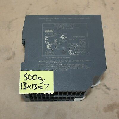 Siemens 6EP1334-2AA01 SITOP smart Power Supply