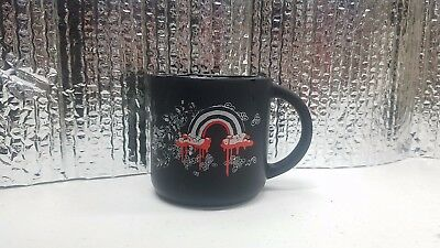 Dark Matter Unicorn Blood Black Coffee Mug 3 Floyds Dark Lord Day Teku Snifter