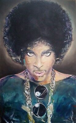 Prince Dearly beloved inspired quote poster art print A2 /&A3 available