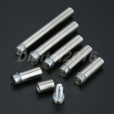 Home Display Hall Lift Outdoor Advertisement Glass Standoff Pin Screws Fasteners