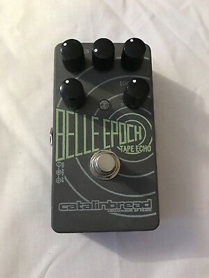 Catalinbread Belle Epoch EP3 Tape Echo Delay Guitar Effect Pedal