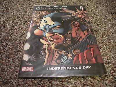 """ULTIMATES 2 #13, (2005) Marvel Comics """"Independence Day"""" NM"""