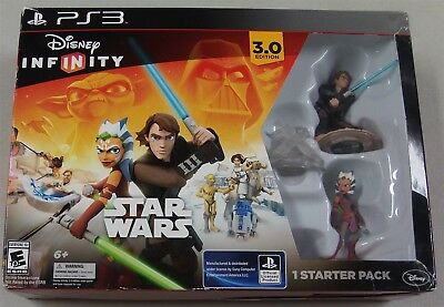 Disney Infinity 3.0 Star Wars Starter Pack For Sony PlayStation 3