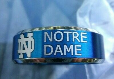 Notre Dame Fighting Irish titanium Ring, several styles, your choice