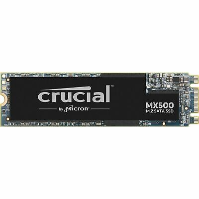 Crucial MX500 Series 500GB SATA M.2 2280 Internal Solid State Drive SSD 560MB/s