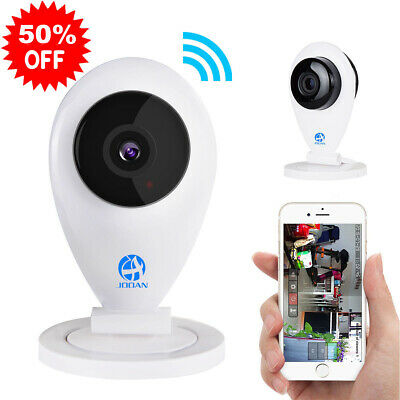HD 720P CCTV Security WiFi IP Camera Wireless Home System Network Night Vision