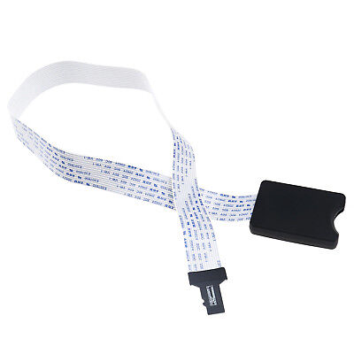 Micro SD TO SD Card Extension Cable Adapter Extender Converter for SD