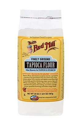 Bob's Red Mill Finely Ground Tapioca Flour, 20-ounce