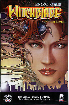 Witchblade 157 Cover A Top Cow Image Comics Tim Seeley Diego Bernard