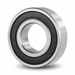 EZO S6201 2RS Stainless Radial Ball Bearing 12mm x 32mm x 10mm