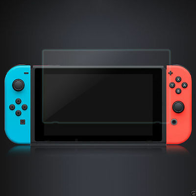 New Clear LCD Screen Protector Film for Nintendo Switch Console