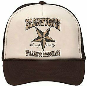 Firefly Browncoat Aim to Misbehave Trucker Hat