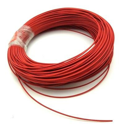 Silicone Rubber Heating Cable Low Voltage 0.3 Ohm For Electric Blanket incubate