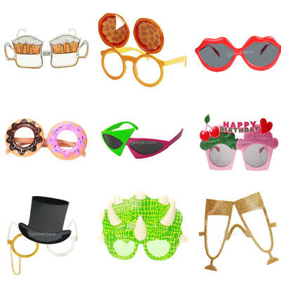 Funny Novelty Party Sunglasses Glasses Costume Party Favors Kids Adults