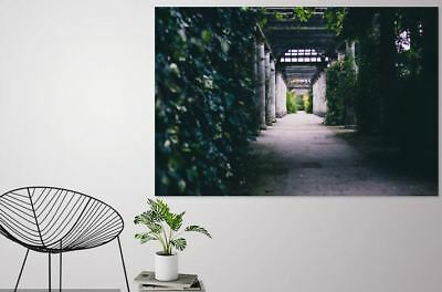 BEAUTIFUL PERSPECTIVE ART PHOTOGRAPHY picture Canvas home wall choose your size