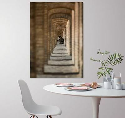 PERSPECTIVE ART LOVELY PHOTOGRAPHY picture Canvas home wall choose your size