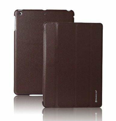 Invision® iPad Air Smart Case Cover - Front and Back Protection With Magnetic