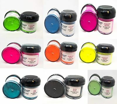 Hobby-Cast Natural Mica Pigment Powder Soap Making Cosmetics for Color Casting