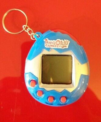 Tamagotchi Virtual Pet 49 In 1 Toy / Retro / Blue / Novelty Gift Old Times