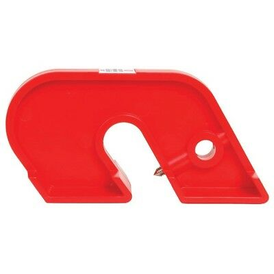 Martindale LOK5 MCB Large Red Isolation Lock