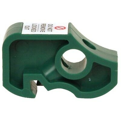 Martindale LOK1 MCB Green Isolation Lock
