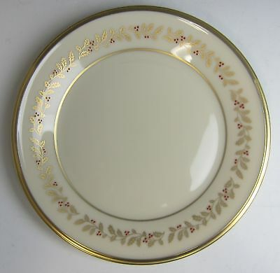 Lenox China ETERNAL CHRISTMAS Bread & Butter Plate(s) EXCELLENT