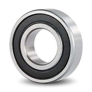 """SMB 6201-08 2RS Radial Ball Bearing 1/2"""" Imperial Bore x 32mm x 10mm"""