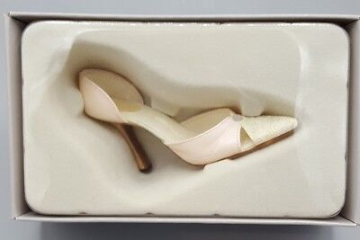 Just the Right Gift Miniature Shoe by Raine 2003 Opulent Opal 27326