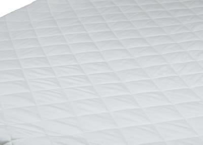 Beautyrest Black Luxury Fitted Crib Mattress Pad Cover, White