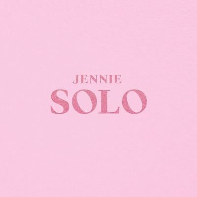 BLACKPINK JENNIE Solo 1st Album PhotoBook CD+Book+Post+Card+Etc+Tracking Number