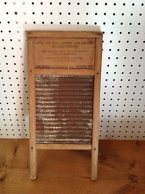 Dubl Handi Washboard For Silks, Hosiery, Lingerie & Handkerchiefs           B677