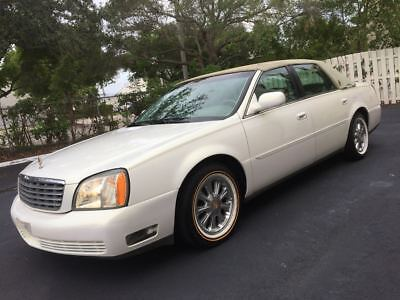 2005 Cadillac DeVille  2005 Cadillac Deville Northstar One Owner Clean Autocheck Loaded FREE SHIPPING!