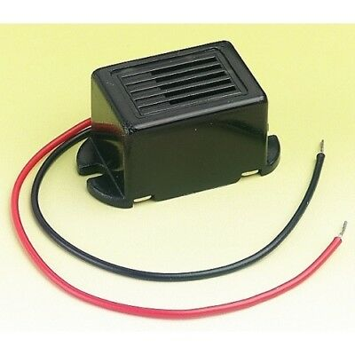 Small Electronic Buzzer (6 - 12V)  - BUY TWO AND GET A THIRD FREE....
