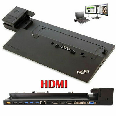 Lenovo ThinkPad Ultra Dock Type 40A2 FRU 00HM91 HDMI  USB3.0 X240 X250 X260