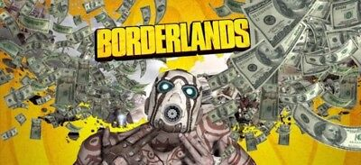 BORDERLANDS THE PRESEQUAL PS4 Instant Level 70 Up Max Money And