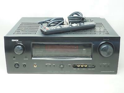 DENON AVR-2310CI Home Theater Stereo Receiver Works Great! Free Shipping!