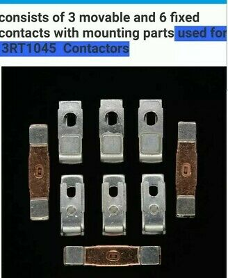 3RT1945-6A  3RT Main Contact used for Siemens Sirius  3RT1045  Contactor